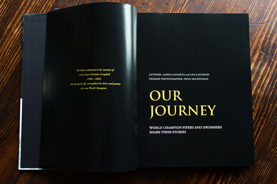 02 Our Journey – A book by James and Lisa Laughlin