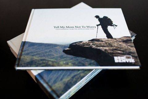 Photography Book: Tell My Mom Not To Worry