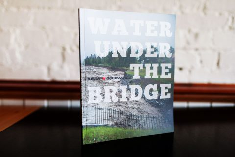 Photography Book: Water Under The Bridge