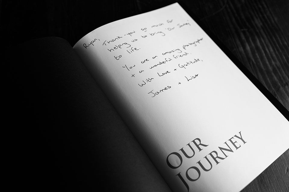 13 Our Journey – A book by James and Lisa Laughlin