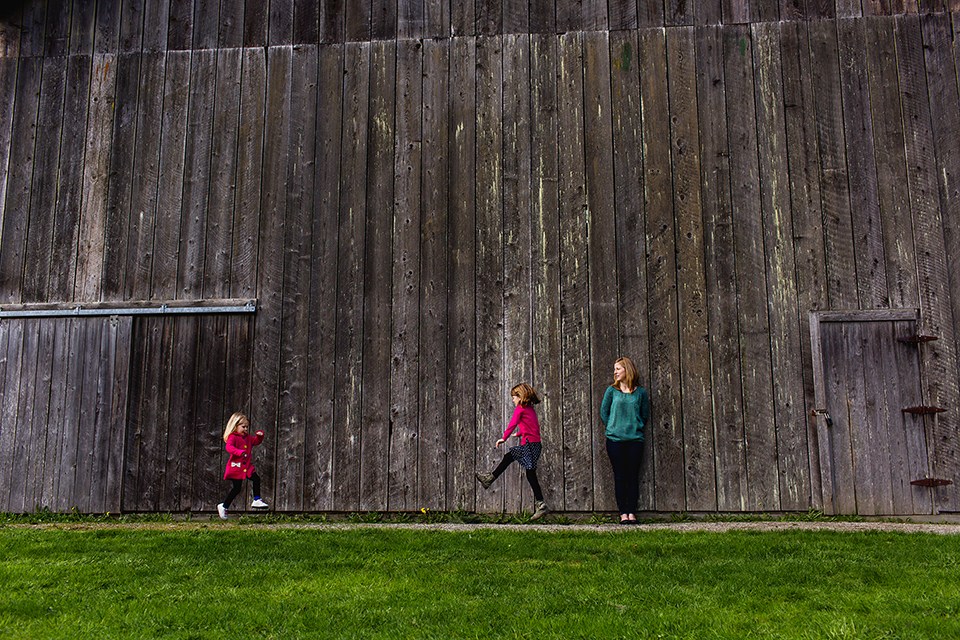 Fort Langley Family Portraits